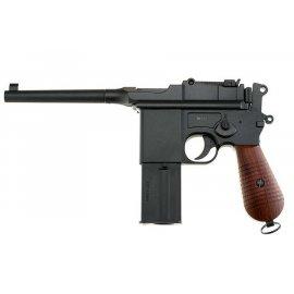 Wiatrówka pistolet Gletcher USA M712 S Blow Back