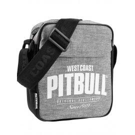 Torba na ramię Pit Bull Since 1989'20 - Szara/Czarna