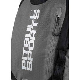Plecak sportowy Pit Bull PB Sports '21 - Czarny/Szary