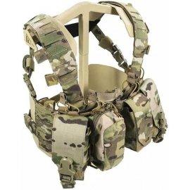 kamizelka taktyczna Direct Action HURRICANE HYBRID CHEST RIG - Cordura - multicam