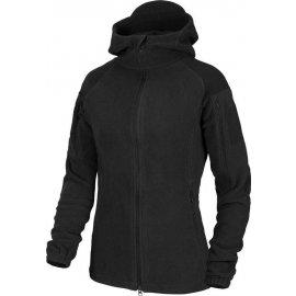 bluza damska Helikon CUMULUS - Heavy Fleece - czarny