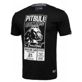 Koszulka Pit Bull Comics'20 - Czarna