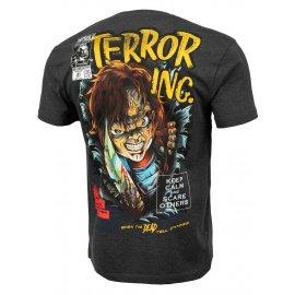 Koszulka Pit Bull Scare'20 - Grafitowa