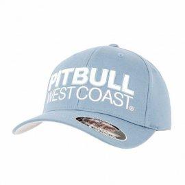 Czapka Pit Bull Full Cap Classic TNT'20 - Niebieska