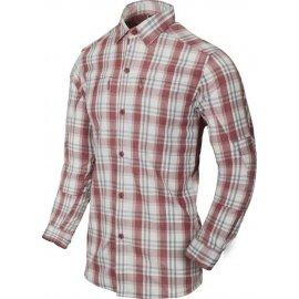Koszula z długm rękawem Helikon TRIP - Red plaid