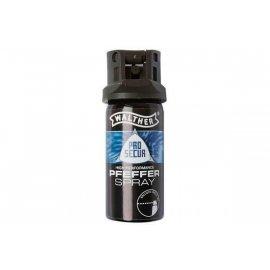 Gaz pieprzowy Walther Pro Secur 53 ml. - strumień punktowy