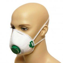 Polska Maska ochronna przed wirusami i smogiem FS-623V FFP2 NR D