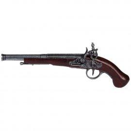 Replika dekoracyjna pistoletu skałkowego Haller Deco One