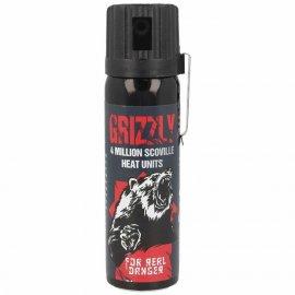 Gaz pieprzowy Sharg Grizzly Gel 4mln SHU, 26.4% OC