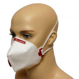 Polska Maska ochronna przed wirusami i smogiem FS-930V FFP3 NR D