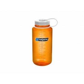 Butelka Nalgene Wide Mouth 1 l ciemnopomarańczowa z szerokim wlewem