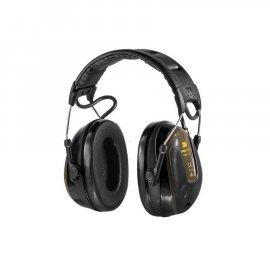 Ochronniki słuchu Peltor ProTac Hunter aktywne, czarno-oliwkowe