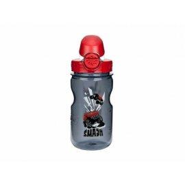Butelka dziecięca Nalgene On The Fly 0,35 l fioletowa z pingwinem