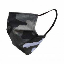 Maska bawełniana na twarz w kamuflażu - urban