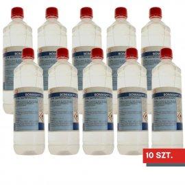 ZESTAW 10 szt. - Płyn dezynfekujący do rąk 70% alkoholu BOMASEPT G 1l