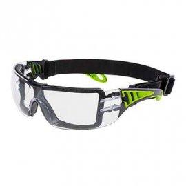 Okulary Tech Look Plus PS11 PORTWEST - przezroczyste