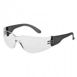 Okulary konturowe PW32 PORTWEST - przezroczyste/czarne