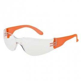 Okulary konturowe PW32 PORTWEST - przezroczyste/pomarańczowe
