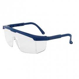 Klasyczne okulary ochronne PW33 PORTWEST - niebieskie