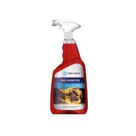 Płyn do mycia felg PRO CHEM RED MONSTER 750 ml PC214