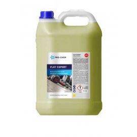 Koncentrat do mycia posadzek przemysłowych PRO-CHEM FLAT EXPERT 5 l PC005