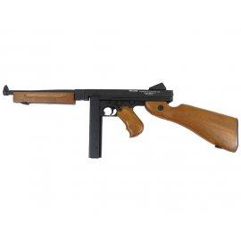 Karabin 6mm Cybergun THOMPSON military AEG SET Ful