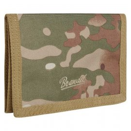 Portfel BRANDIT - Tactical Camo