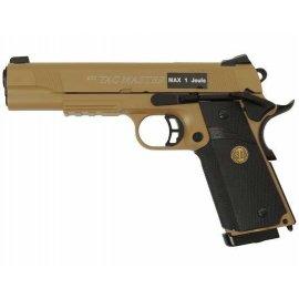 Pistolet ASG CO2 GBB STI Tac Master Desert