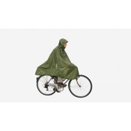 Poncho rowerowe Exped Daypack & Bike green