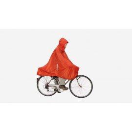 Poncho rowerowe Exped Daypack & Bike terracotta
