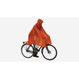 Poncho rowerowe Exped Daypack & Bike UL terracotta