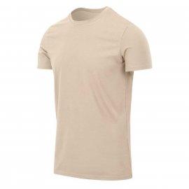 t-shirt Helikon Slim - Beżowy