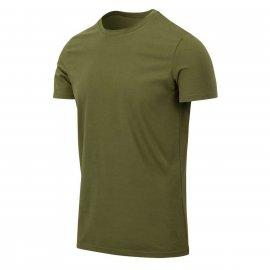 t-shirt Helikon Slim - U.S. Green