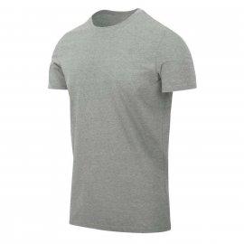 t-shirt Helikon Slim - Jasny Melanż