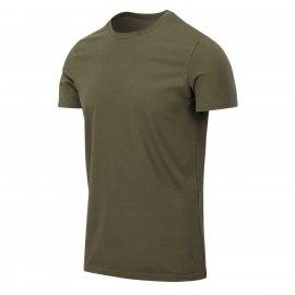 t-shirt Helikon Slim - Oliwkowy