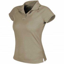 Koszulka Polo damska Helikon UTL TopCool Lite - Beżowa