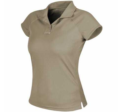 Koszulka Polo damska Helikon UTL TopCool Lite - Beżowa PD-UTW-TL-13