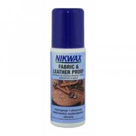 Nikwax NI-05 impregnat skóra/tkanina gąbka 125 ml