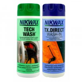 Nikwax NI-32 Tech Wash/Tx Direct Wash 300 ml