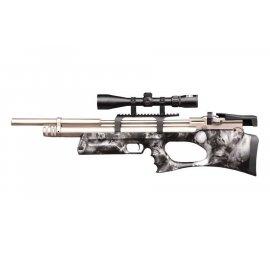 wiatrówka - karabinek Kral Arms Puncher Breaker CS Skull Marine PCP polimer 5,5mm