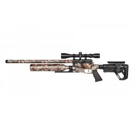wiatrówka - karabinek Kral Arms Puncher Jumbo Dazzle Camo 4,5mm polimer