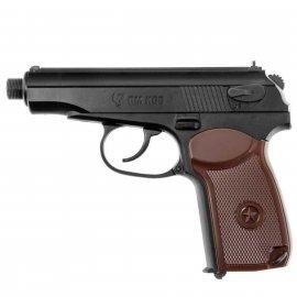 Wiatrówka Pistolet Legends KGB 4,5 mm z tłumikiem