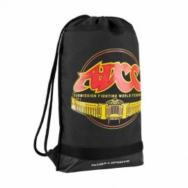 Worek sportowy Pit Bull ADCC - Czarny