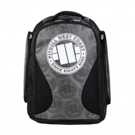 Plecak treningowy duży Pit Bull Escala'20 - Szary