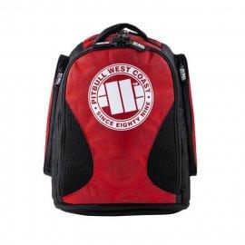 Plecak treningowy średni Pit Bull Escala'20 - Czerwony