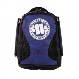 Plecak treningowy średni Pit Bull Escala'20 - Niebieski