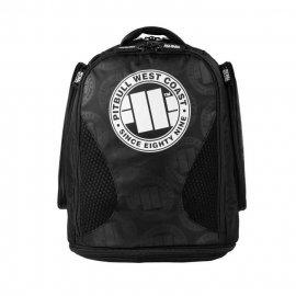 Plecak treningowy średni Pit Bull Escala'20 - Czarny