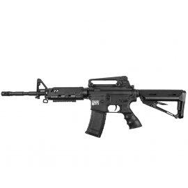 Karabinek 6mm ASG Strike System AEG MX18  Black