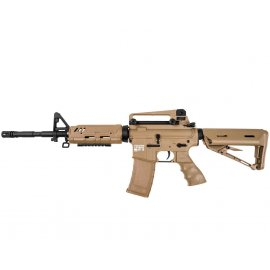 Karabinek 6mm ASG Strike System Carbine MT18 Tan