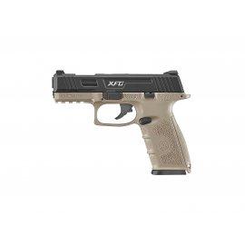Pistolet 6mm ASG ICS XFG GBB Dual tone